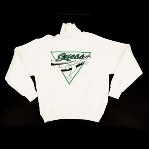 Vintage H Wolf & Sons Sweatshirt Guess Classic 90s